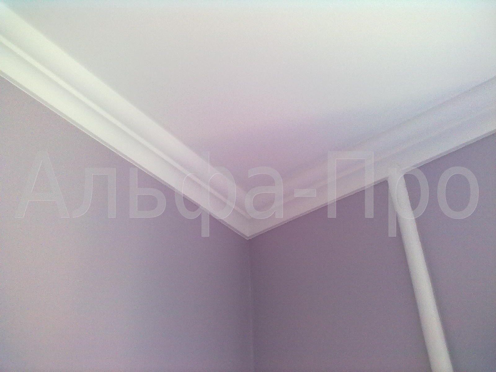 Заделка швов гипсокартон потолок